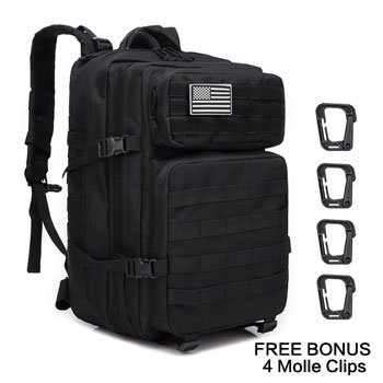 mochila de 45l gran capacidad