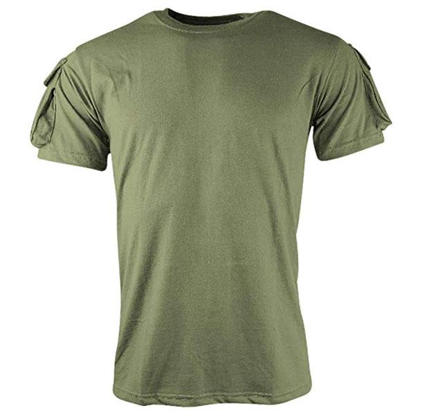 camiseta tecnica tactica