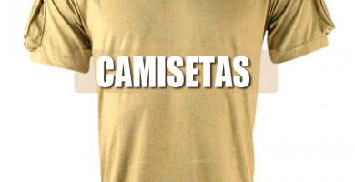 Camisetas tácticas