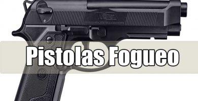 Comprar pistolas Pistolas de Fogueo
