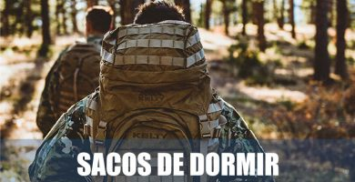 COMPRAR SACOS DE DORMIR