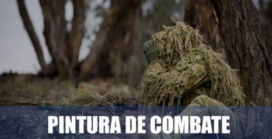 pINTURA DE COMBATE