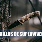 Comprar cuchillos de supervivencia