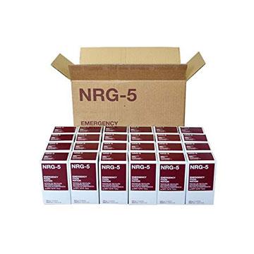 nrg 5 pastillas de emergencia