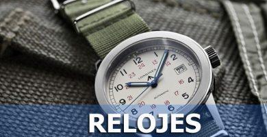 Relojes tácticos de hombre y mujer militares