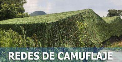 MALLAS DE CAMUFLAJE