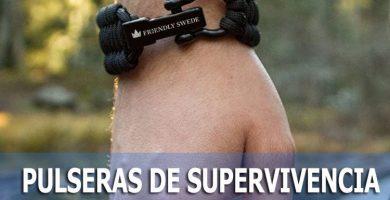 pulseras de superviviencia